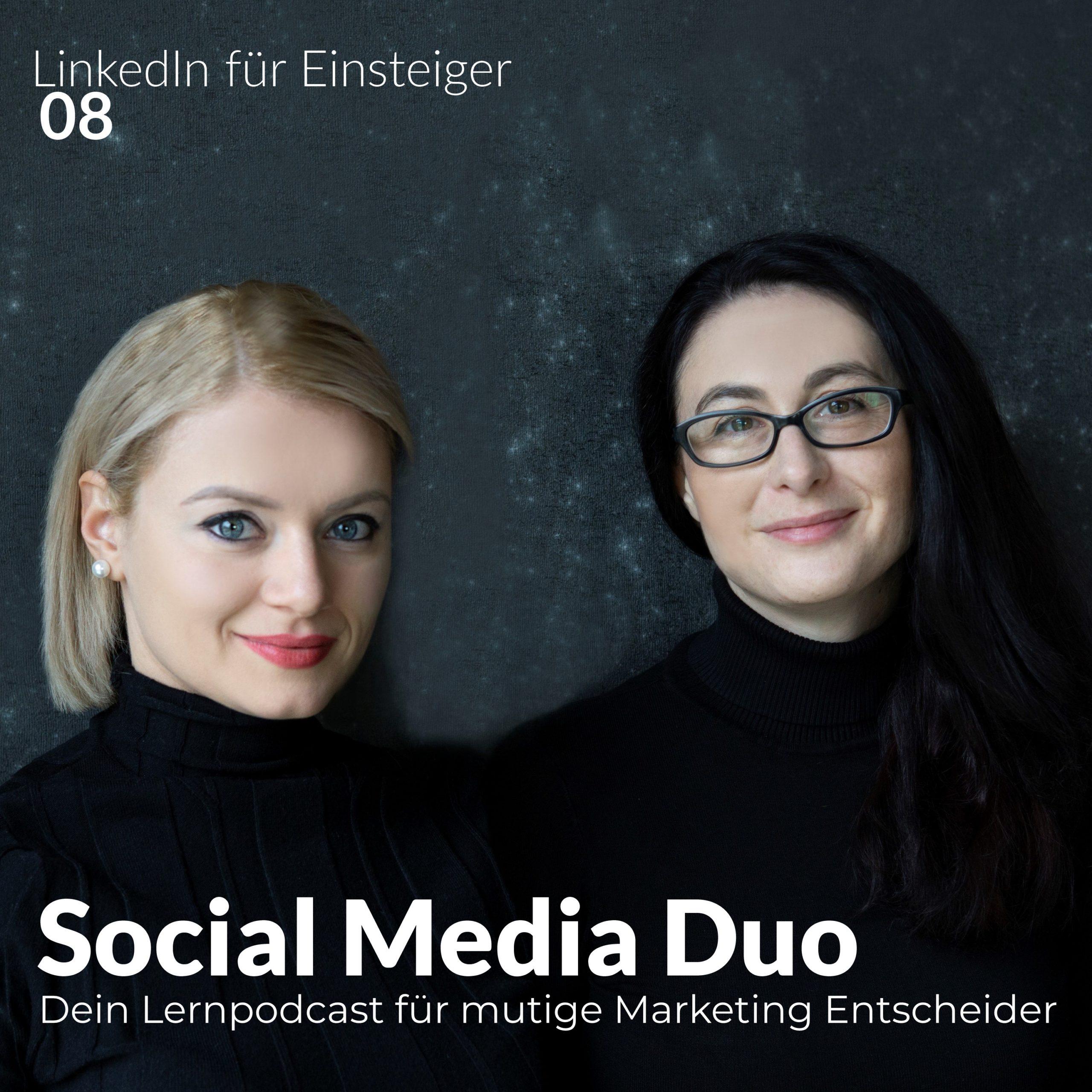 Episode 8: LinkedIn für Einsteiger